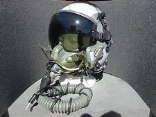 Pilot: HGU-55/P FLIGHT HELMET Gentex W/ Oxygen Mask MBU 12/P Size: Large (A2472)