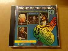 CD / NIGHT OF THE PROMS 93 - VOLUME 8