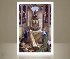 "African American Art - John Holyfield - ""My Angel"" Lithograph"
