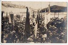 CARTOLINA 1930 GENOVA COMM. DEI MILLE A QUARTO RIF 4532