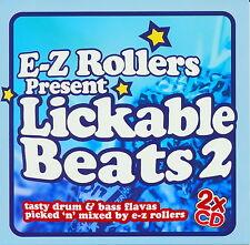 E-Z Rollers - Lickable Beats 2    *** BRAND NEW 2CD SET ***