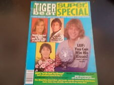 Robin Williams, Andy Gibb, Richard Hatch -Tiger Beat Super Special Magazine 1979