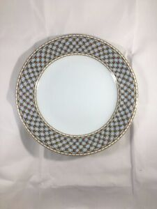 ROYAL COPENHAGEN LISELUND LIGHT BLUE DINNER PLATE 10""