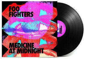 Foo Fighters 'Medicine At Midnight' Vinyle Noir - Nouveau et Scellé