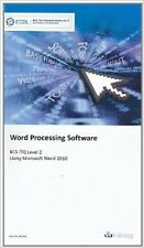 ECDL Syllabus 5.0 Module 3 Word Processing Using Word 2010 New Spiral-bound Book