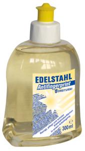 DREITURM Edelstahl Antifingerprint, Edelstahlschutz - 300 ml