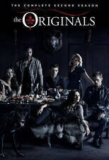 The Originals:The Complete Second Season 2 Two (DVD, 2015, 5-Disc) Brand New!!