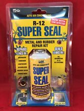 R12 R-12 AC Super Seal Repair Metal Rubber STOP LEAK Kit QUEST 326