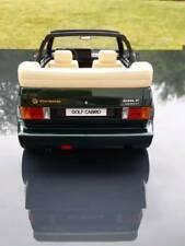 OTTO Models Golf 1 Cabrio Classic Line 1:12 ähnlich 1:18 Sportline Classicline !