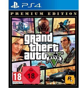 GTA V Premium Edition PS5 kompatibel (PS4)