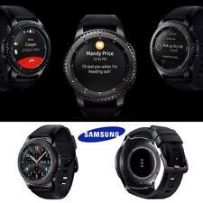 Samsung Galaxy Gear S3 Frontier SmartWatch 46mm Wifi Bluetooth Black