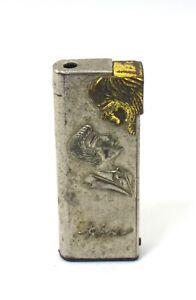 Vintage Pocket Friendly Smoking Lighter – Collectible Barware lighter. G76-66 US