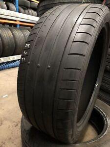 X1 255-40-21 Dunlop Sp Sport Maxx Gt 102y Xl 4mm Free Firing Or Postage