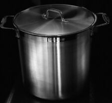 All-Clad 12 Quart Stainless Steel Stock Pot