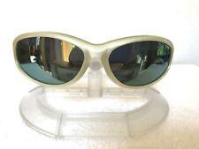 Vintage ARNETTE Catfish Sea Foam Pearl with Matching Iridium Lenses Minty Fresh!