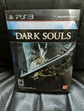 Dark Souls PS3 Limited Collector's Edition Tin & Art Book (no game)