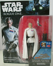Director Krennic action figure & blaster Star Wars Rogue One villain 3.75 inch