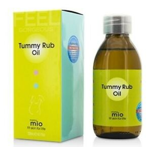 Mama Mio Tummy Rub Oil 240ml - NEW - Damaged Box