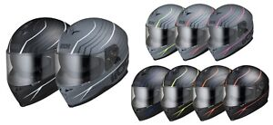 IXS 1100 2.1 Casque de Moto Casque Intégral Avec