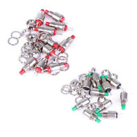 10pcs 5mm spring return momentary micro push button switch 0.5A 125VAC DS-402 ba