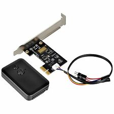SilverStone SST-ES01-PCIE 2.4 G Wireless Remote Computer Power/Reset Switch