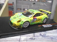 PORSCHE 911 991 GT3 R 24h Nürburgring 2017 Manthey Scherer #911 Dumas IXO 1:43