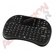 Wireless Mini Keyboard Mouse Touchpad Laptop Remote HTPC/IPTV PS3 TV Box PC Pad