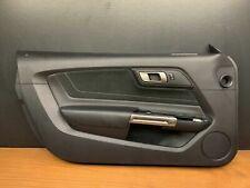 2016 Ford Mustang Shelby GT350 Left Driver Door Panel Trim OEM