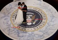 PRESIDENT BARACK OBAMA PHOTO 5X7 MICHELLE OBAMA INAUGURATION 2009 Democrat