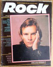 Rock! Music Magazine Back Issues