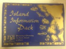 Ionian Islands, Greece: Information Pack (Friends of the Ionian)