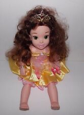 "Disney Princess Belle Doll Singing & Storytelling Interactive 20"" Tollytots"
