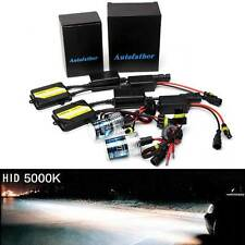 55W H7 AC CANBUS HID XENON CAR CONVERSION HEADLIGHTS BULBS KIT NO FLICKER/ERROR