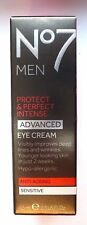No7 For Men Protect & Perfect Intense Advanced Eye Cream - 15ml