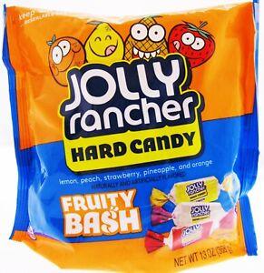 Jolly Rancher Fruity Bash ~ American Hard Candy ~ 13oz Bag sweets