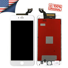 """OEM White iPhone 6S Plus 5.5"""" Replacement Screen LCD Display Touch Full Assembly"""