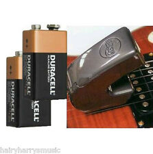 Newest Version Plus EBow & 2 Free 9v Batteries-E-Bow Guitar Sustain Effect-NEW