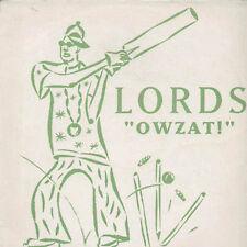 LORDS - Owzat - Mercury