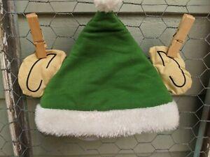 Elf Baby newborn or toddler, Dog Hat
