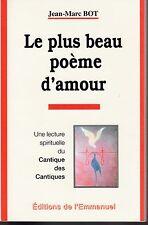 J.-M. Bot - LE PLUS BEAU POEME D'AMOUR - 1994