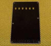 PG-0556-033 Black 3-ply Back Plate/Tremolo Cover for Fender Stratocaster/Strat®