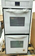 """New listing New Whirlpool 24"""" Double Electric Self-Cleaning White Wall Oven Wod51Es4Ew"""