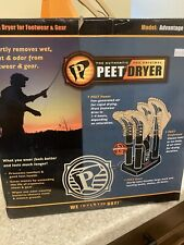 New listing PEET ADVANTAGE BOOT DRYER