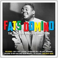 Fats Domino Imperial Singles Collection 3-CD NEW SEALED Blueberry Hill+