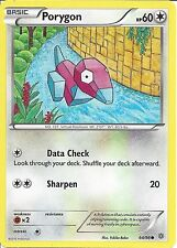 POKEMON CARD XY ANCIENT ORIGINS - PORYGON 64/98