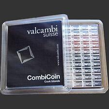 100 Gramm 999 Silber Feinsilber Silberbarren Cook Island Valcambi