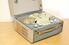 Philips EL 3527 Reel-to-Reel Vintage Tape Deck (1958) Tube Portable
