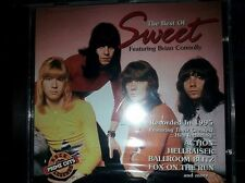 Best of The SWEET Featuring Brian Connolly Canada Import OOP CD RARE! NEW!