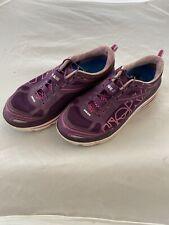 HOKA One One Bondi Purple Running Shoes Women's Size 8