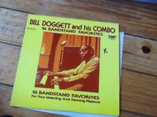 """Bill Doggett and His Combo """"16 BandStand Favorites"""" LP"""